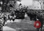 Image of Blue Division Spanish soldiers Madrid Spain, 1942, second 28 stock footage video 65675031637