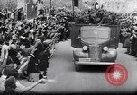 Image of Blue Division Spanish soldiers Madrid Spain, 1942, second 29 stock footage video 65675031637