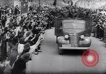 Image of Blue Division Spanish soldiers Madrid Spain, 1942, second 30 stock footage video 65675031637