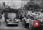 Image of Blue Division Spanish soldiers Madrid Spain, 1942, second 33 stock footage video 65675031637