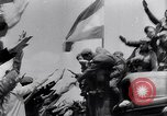 Image of Blue Division Spanish soldiers Madrid Spain, 1942, second 38 stock footage video 65675031637