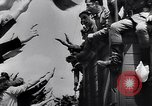 Image of Blue Division Spanish soldiers Madrid Spain, 1942, second 40 stock footage video 65675031637