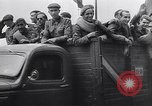 Image of Blue Division Spanish soldiers Madrid Spain, 1942, second 45 stock footage video 65675031637