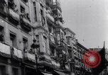 Image of Blue Division Spanish soldiers Madrid Spain, 1942, second 52 stock footage video 65675031637