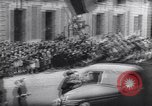 Image of Blue Division Spanish soldiers Madrid Spain, 1942, second 53 stock footage video 65675031637