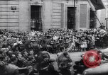Image of Blue Division Spanish soldiers Madrid Spain, 1942, second 54 stock footage video 65675031637