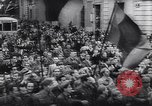 Image of Blue Division Spanish soldiers Madrid Spain, 1942, second 57 stock footage video 65675031637