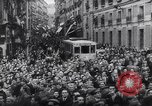 Image of Blue Division Spanish soldiers Madrid Spain, 1942, second 59 stock footage video 65675031637