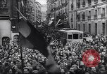 Image of Blue Division Spanish soldiers Madrid Spain, 1942, second 60 stock footage video 65675031637