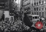 Image of Blue Division Spanish soldiers Madrid Spain, 1942, second 61 stock footage video 65675031637