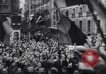 Image of Blue Division Spanish soldiers Madrid Spain, 1942, second 62 stock footage video 65675031637