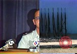 Image of American Air Force officer speaks about human rights in Nicaragua Nicaragua, 1983, second 19 stock footage video 65675031643