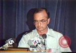 Image of American Air Force officer speaks about human rights in Nicaragua Nicaragua, 1983, second 21 stock footage video 65675031643