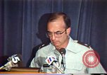 Image of American Air Force officer speaks about human rights in Nicaragua Nicaragua, 1983, second 22 stock footage video 65675031643
