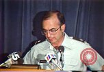 Image of American Air Force officer speaks about human rights in Nicaragua Nicaragua, 1983, second 27 stock footage video 65675031643