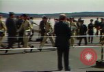 Image of Contras training Fort Benning Georgia USA, 1983, second 26 stock footage video 65675031644