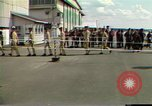 Image of Contras training Fort Benning Georgia USA, 1983, second 30 stock footage video 65675031644