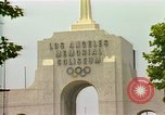 Image of Olympics in Los Angeles 1932 and 1984 Los Angeles California USA, 1983, second 16 stock footage video 65675031646