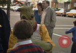 Image of Star Wars Return of the Jedi opening Washington DC USA, 1983, second 2 stock footage video 65675031655