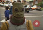 Image of Star Wars Return of the Jedi opening Washington DC USA, 1983, second 5 stock footage video 65675031655