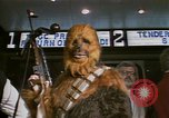 Image of Star Wars Return of the Jedi opening Washington DC USA, 1983, second 13 stock footage video 65675031655