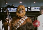 Image of Star Wars Return of the Jedi opening Washington DC USA, 1983, second 16 stock footage video 65675031655