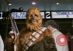 Image of Star Wars Return of the Jedi opening Washington DC USA, 1983, second 17 stock footage video 65675031655