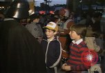 Image of Star Wars Return of the Jedi opening Washington DC USA, 1983, second 36 stock footage video 65675031655