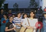 Image of Star Wars Return of the Jedi opening Washington DC USA, 1983, second 41 stock footage video 65675031655