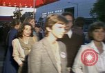 Image of Star Wars Return of the Jedi opening Washington DC USA, 1983, second 46 stock footage video 65675031655