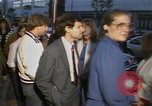 Image of Star Wars Return of the Jedi opening Washington DC USA, 1983, second 49 stock footage video 65675031655