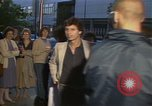 Image of Star Wars Return of the Jedi opening Washington DC USA, 1983, second 53 stock footage video 65675031655