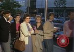 Image of Star Wars Return of the Jedi opening Washington DC USA, 1983, second 55 stock footage video 65675031655