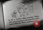 Image of American sailors United States USA, 1945, second 40 stock footage video 65675031663