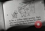 Image of American sailors United States USA, 1945, second 41 stock footage video 65675031663