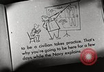 Image of American sailors United States USA, 1945, second 43 stock footage video 65675031663
