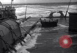 Image of Sailors chop ice from Japanese light cruiser Aleutians, 1942, second 51 stock footage video 65675031671