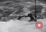 Image of Sailors chop ice from Japanese light cruiser Aleutians, 1942, second 58 stock footage video 65675031671