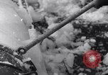 Image of Japanese light cruiser covered in ice Aleutians, 1942, second 45 stock footage video 65675031673