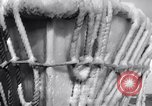 Image of Sailors chop ice from Japanese light cruiser Aleutians, 1942, second 16 stock footage video 65675031675