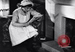 Image of British women in wartime United Kingdom, 1940, second 8 stock footage video 65675031681