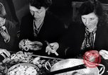 Image of British women in wartime United Kingdom, 1940, second 48 stock footage video 65675031681