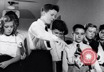 Image of civil defense United States USA, 1955, second 16 stock footage video 65675031694