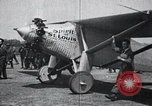 Image of Colonel Charles A Lindbergh Antwerp Belgium, 1928, second 7 stock footage video 65675031735