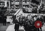Image of Colonel Charles A Lindbergh Antwerp Belgium, 1928, second 40 stock footage video 65675031735