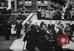 Image of Colonel Charles A Lindbergh Antwerp Belgium, 1928, second 41 stock footage video 65675031735