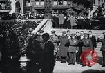 Image of Colonel Charles A Lindbergh Antwerp Belgium, 1928, second 44 stock footage video 65675031735