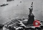 Image of Charles A Lindbergh celebration New York City USA, 1927, second 55 stock footage video 65675031737