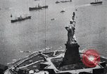Image of Charles A Lindbergh celebration New York City USA, 1927, second 56 stock footage video 65675031737