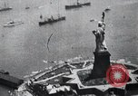 Image of Charles A Lindbergh celebration New York City USA, 1927, second 57 stock footage video 65675031737